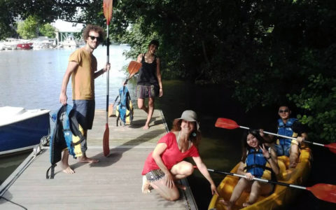kayak fle nantes