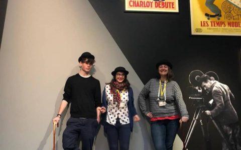 Exposition Charlie Chaplin au Musée d'Arts
